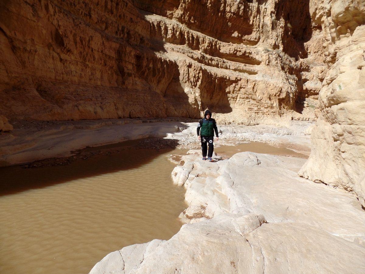 The Short Season of Upper Wadi Ze'elim